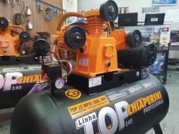 Compressor 15 PCM - 150 litros - 3 HP Monofásico