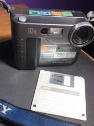 Câmera Digital Sony Mavica Mvc-fd73