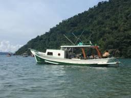 Barco de madeira - 2009