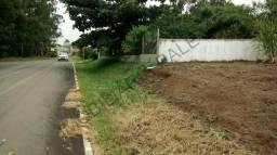 REF 2111 Terreno 450 m², escriturado, asfalto, próximo ao clube, Imobiliária Paletó