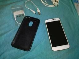 Celular Moto G4 Play novíssimo!!!!!!
