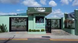 Apartamento residencial para locação, condomínio residencial veneza, hortolândia.