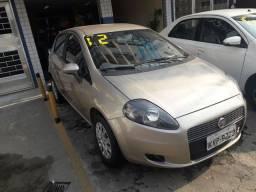 Fiat Punto atractive 1.4 2012 (Financio sem Burocracia e Por Telefone)