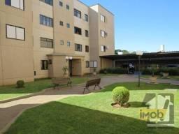 Apartamento com 2 dormitórios à venda, 72 m² por R$ 280.000,00 - Condominio Residencial Ar