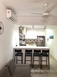 Apartamento à venda com 1 dormitórios em Copacabana, Rio de janeiro cod:IP1AP48852