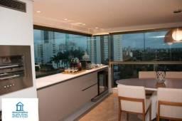 AP-04 Apartamento de luxo todo decorado em Casa Forte!!!