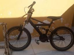 Bicicleta aro 20 track juvenil R$:300