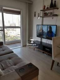 Apartamento com 2 dormitórios à venda, 55 m² por R$ 376.500,00 - Santa Maria - Santo André