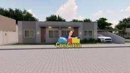 Casa com 2 dormitórios à venda, 60 m² por R$ 230.000,00 - Jardim Mariléa - Rio das Ostras/