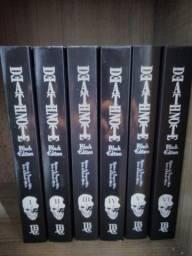 Death Note - Black Edition - 1 ao 6