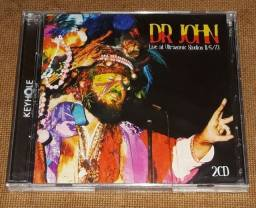 DR. John CD Duplo Live At Ultrasonic Studios 11/6/73