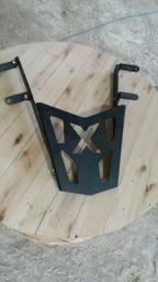 Bagageiro da xj6 / produto pouquisimo usado