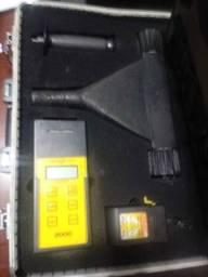 Opacímetro portátil com impressora