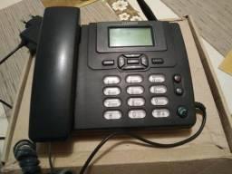 Telefone de Mesa GSM ets 3125 Usado testado