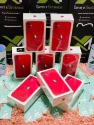 Red - iPhone 11 Novo Lacrado 64 gb - Promoção
