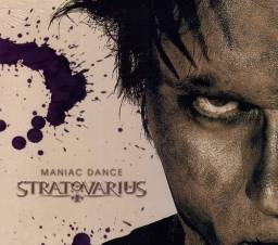 Stratovarius - CD Single Maniac Dance