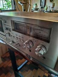 AKAI stereo cassete deck GXC 750D