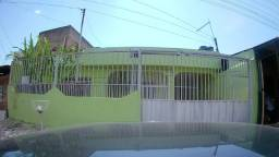 Casa 3 quartos em Ceilândia na laje com 3 vagas na garagem