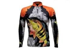 Camisa para pesca
