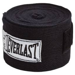 Faixa Protetora Bandagem Hand Wrap Everlast (par) 3 Mts