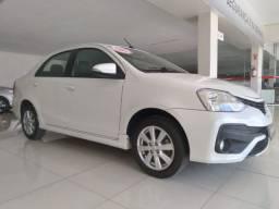Etios Sedan 1.5 XLS automático