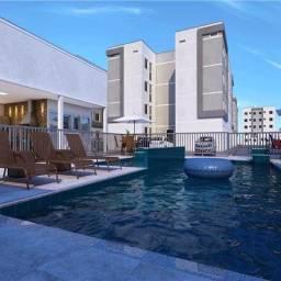 Apartamento 2Q, região Papilon Park imóvel 100% financiado