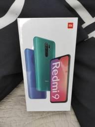 Redmi 9 da Xiaomi IMPERDÍVEL PROMOÇÃO! Novo LACRADO com Garantia e Entrega hj