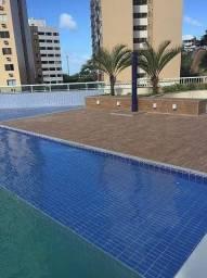 R$ 345.000 Imbui vendo apartamento 3 quartos, vista mar, decorado
