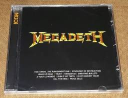 Megadeth - CD Icon