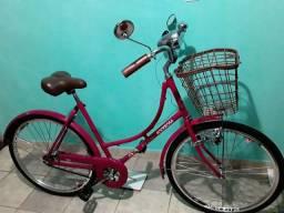 Bicicleta rara antiga modelo avon poderosa parcelamos no cartão de crédito