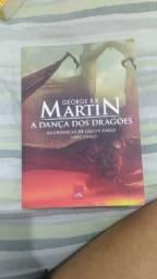Livro A Dança dos Dragões
