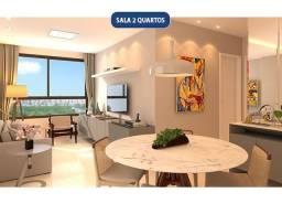 Título do anúncio: DMR Lançamento na Imbiribeira Edf. Luar do Parque 2 ou 3 quartos e área de lazer