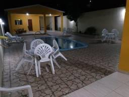 Casa Com piscina e churrasqueira para diária !!!        Diária R$ 500,00
