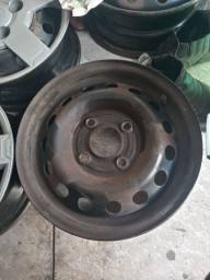 4 roda da fiat aro 13 original da FORD