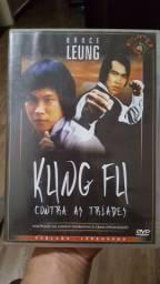 Filme DVD Kung Fu contra as tríades