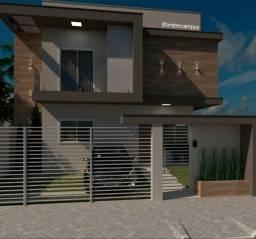 Título do anúncio: Casa linda!!! 3 qts 2vg  Veredas Pq Aurora