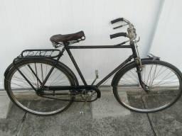 Bicicleta antiga Hércules inglesa aro 28 muito bem conservada