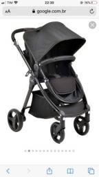 Vendo carrinho de bebê burigotto soul