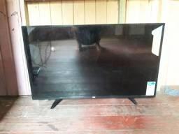 Vende-se essa TV  43 polegadas  100 reais