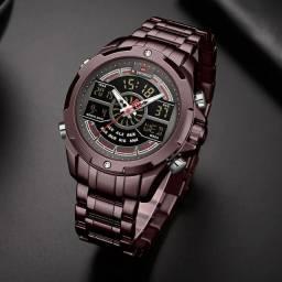 Relógio Naviforce original Ana/Digi