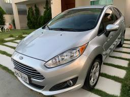 New Fiesta Sedan 1.6 Automático 2014 Apenas 34 Mil Rodados, Carro Conservado!