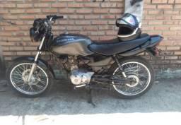 Troco em moto maior