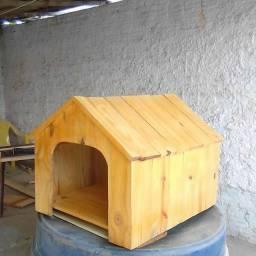 Casinhas para cachorros e gatos