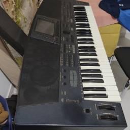 Teclado Technics Kn5000 Com Case