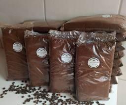 Pó de café direto de minas (promoção)