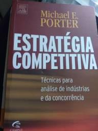 Livro Estratégia Competitiva- Michael E. Porter