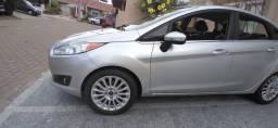 Vendo Fiesta titanium 1.6 top