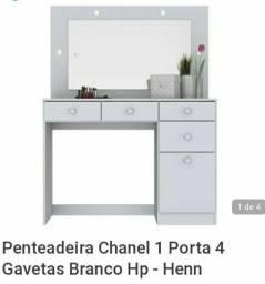 Promoção - Penteadeira Camarim Channel - Apenas R$599,00