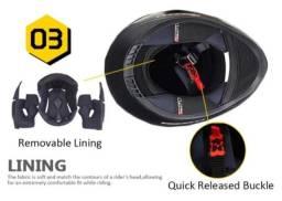 Título do anúncio: capacete ls2
