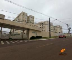 Apartamento com 2 dormitórios para alugar, 65 m² por R$ 800,00/mês - Universitário - Casca